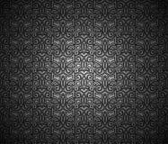 Vintage black pattern Stock Images