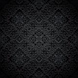 Vintage black pattern Royalty Free Stock Images