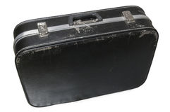 Vintage black suitcase Royalty Free Stock Photography