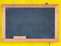 Vintage blackboard Stock Images