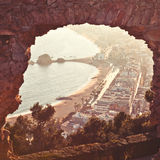 Vintage Blanes Stock Photos