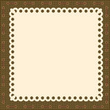 Vintage blank background Royalty Free Stock Photography