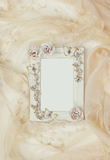 Vintage blank frame. Ready for photography montage Stock Photo