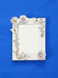 Vintage blank frame. Ready for photography montage Stock Image