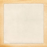 Vintage blank paper Royalty Free Stock Photos