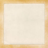 Vintage blank paper Royalty Free Stock Photography