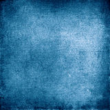 Vintage blue background with texture of paper for any of your de Stock Photos