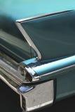 Vintage Blue Car Stock Image
