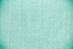 Vintage blue fabric background. Texture of blue fabric background Stock Photo
