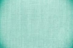 Vintage blue fabric background Stock Photo