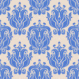 Vintage blue natural abstract pattern Royalty Free Stock Photography
