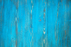 Vintage blue wood  background texture with natural patterns Royalty Free Stock Image