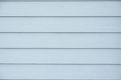 Vintage blue wood texture background of house wall Stock Image