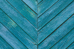 Vintage blue wooden texture background Royalty Free Stock Photo