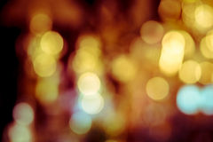 Vintage blur bokeh background Royalty Free Stock Photography