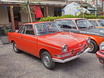 Vintage BMW 700 Coupe Sport Royalty Free Stock Images