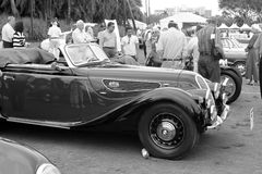 Vintage bmw sports car Royalty Free Stock Image