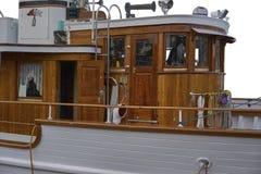 Vintage boat Stock Photos