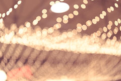 Vintage Bokeh background Royalty Free Stock Photography