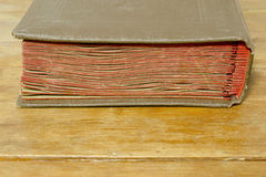 Vintage book Stock Photography