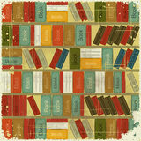 Vintage Book Background Royalty Free Stock Image