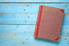 Vintage book, Royalty Free Stock Photos