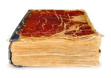 Vintage book sideways Stock Images