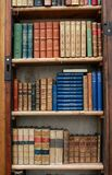Vintage books Royalty Free Stock Photography