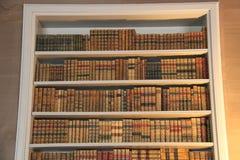 Vintage Books. Stock Photos