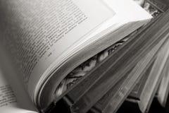 Vintage books Stock Photography