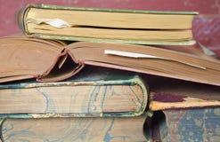 Vintage books, Stock Photos