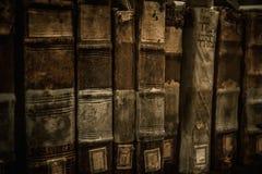 Vintage books Stock Photos