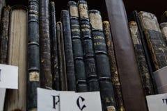 Vintage books Royalty Free Stock Photos