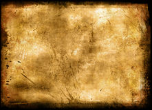 Vintage border. And grunge paper background Royalty Free Stock Photos