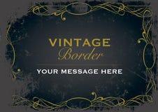 Vintage Border Royalty Free Stock Photo