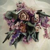 Vintage bouquet Stock Image
