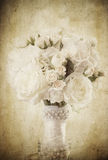 Vintage Bouquet Of Rose Stock Images