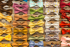 Vintage bow-ties Royalty Free Stock Photography