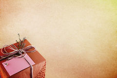 Vintage box Royalty Free Stock Images