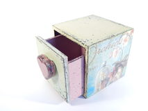 Vintage box Stock Images