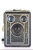 Vintage Box Brownie Camera Stock Images