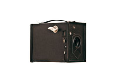 Vintage box camera Royalty Free Stock Photography