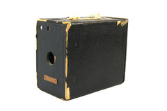 Vintage Box Camera Royalty Free Stock Photos