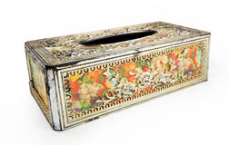 Vintage Box Royalty Free Stock Photo