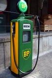 Vintage BP Fuel Pump - Benzine / Gas / Diesel / Gasoline / patrol Stock Photos