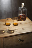Vintage brandy Royalty Free Stock Images