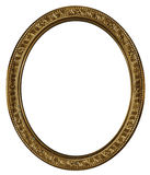 Vintage Brass Frame royalty free stock photography