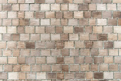 Vintage brick texture Royalty Free Stock Photography