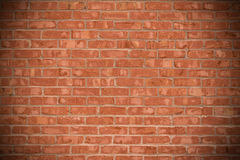 Vintage brick wall Stock Photography