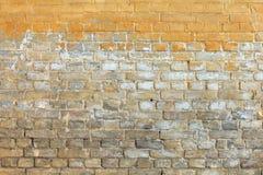 Vintage brick wall Stock Photos